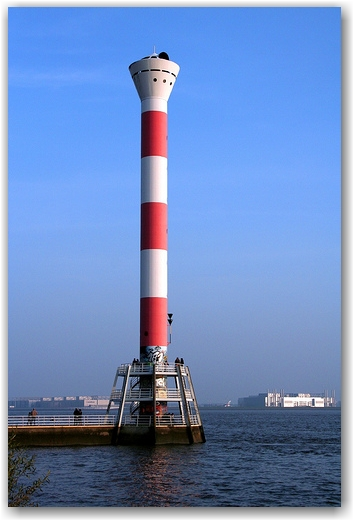 Lighthouse Hamburg-Blankenese